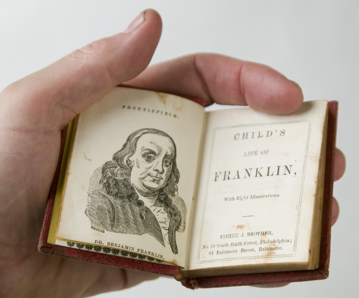 a biography of benjamin franklin as a printer