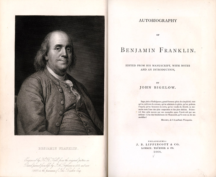 an introduction to the life of benjamin franklin the inventor