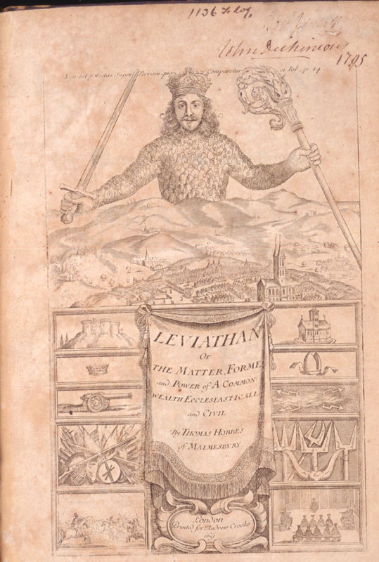 summary of hobbes leviathan Leviathan or the matter, forme and power of a common wealth ecclesiasticall and civil, commonly called leviathan, is a 1651 book by thomas hobbes written during the english civil war, hobbes' book is a call for a strong, undivided government.