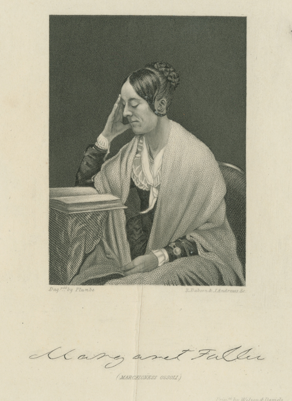 feminism in women in the nineteenth century by sarah margaret fuller In woman in the nineteenth century, sarah margaret fuller, acknowledges the constraints of her natural needs the oxymoronic tone in her writing symbolizes her innate intellectual desire to question the societal oppression of the woman.