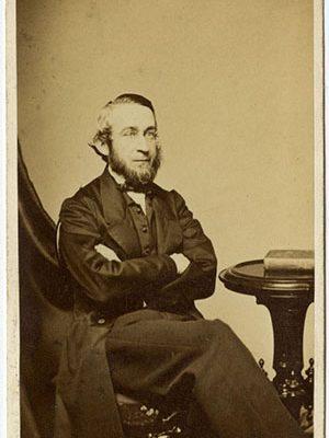 Link to Exhibit, McAllister Civil War Homefront