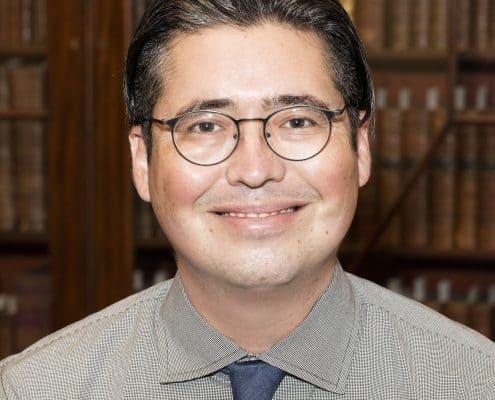 Fellow spotlight, Dr. John Garcia