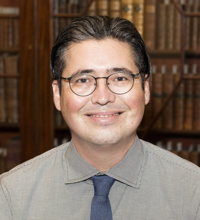 Fellow spotlight, Dr. John Garcia