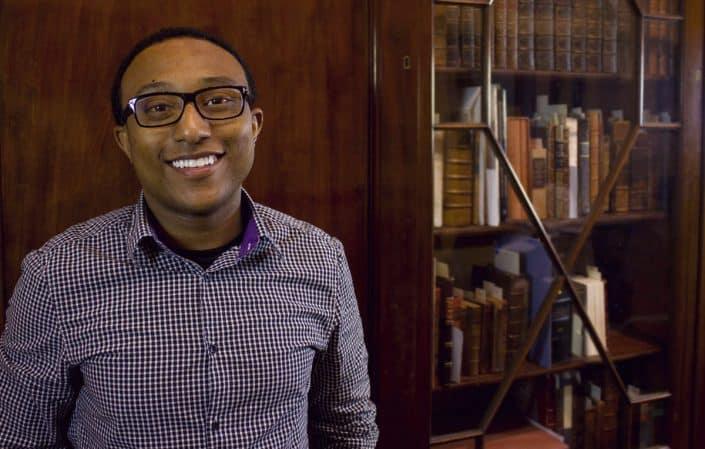 Mellon Scholar Michael Dickinson