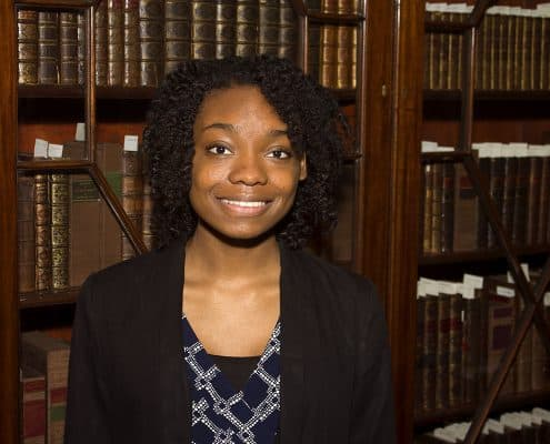Mellon Scholar Chandra Dickey