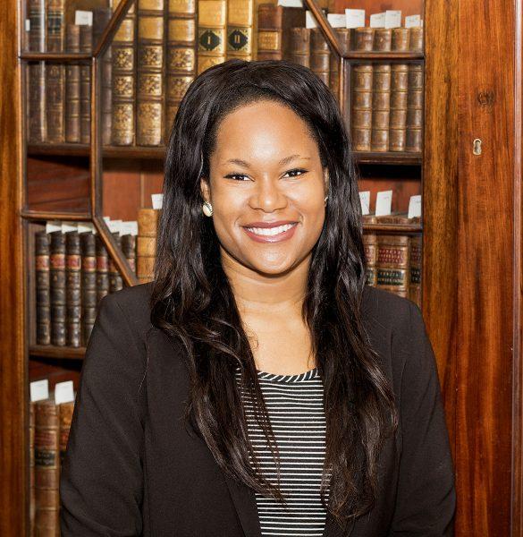 Abi Bernard, Mellon Scholars Intern