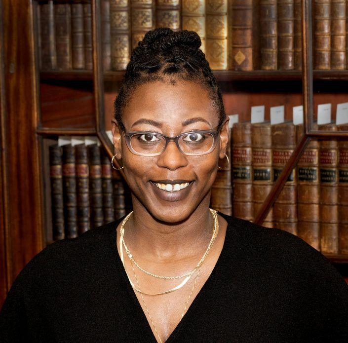 Ashley Council, Mellon Scholars Intern