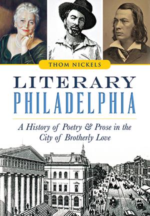 Author Talk: Literary Philadelphia @ The Library Company of Philadelphia   Philadelphia   PA   US