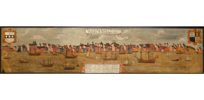 The Economy of Books and Art in Early America @ The Library Company of Philadelphia | Philadelphia | PA | US