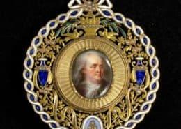 Miniature of Benjamin Franklin
