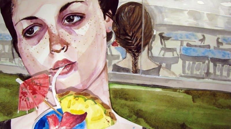 Jennifer Levonian painting.