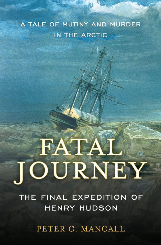 the journey of henry hudson