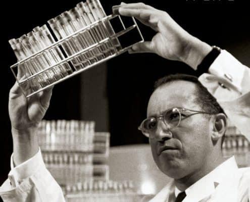 Dr. Charlotte Jacobs, Jonas Salk: A Life