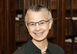 Cornelia King, Chief of Reference and Curator of Women's History