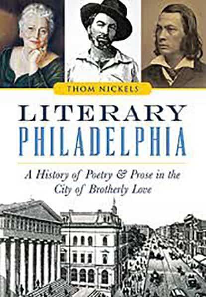 Book Club & Author Talk: Literary Philadelphia @ The Library Company of Philadelphia   Philadelphia   PA   US
