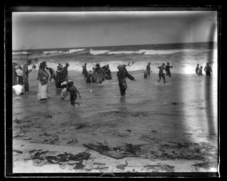 People in bathing. Ocean Day. [Sea Girt, NJ]