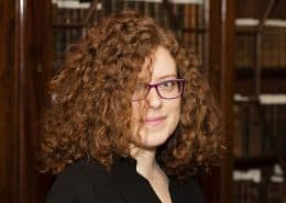 Ann McShane, Digital Collections Project Assistant