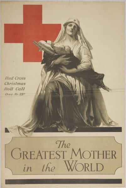 The Greatest Mother in the World, p-2284-191 used to illustrate Event, Picturing Women: The Visual Politics of the Woman Suffrage Movement by Allison Lange