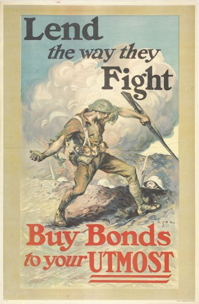 Edmund M. Ashe, Lend the Way They Fight (United States, 1918).