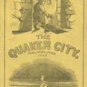 Link to Exhibit, Philadelphia Gothic: Murders, Mysteries, Monsters, and Mayhem Inspire American Fiction, 1798-1854