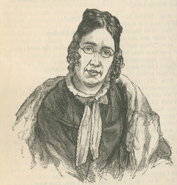 Catharine E. Beecher (1800 – 1878)
