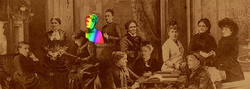 The First Gay American Novel: A Forgotten Book by Sarah Orne Jewett @ The Library Company of Philadelphia | Philadelphia | PA | US