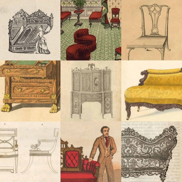 Exhibition Opening: Stylish Books: Designing Philadelphia Furniture