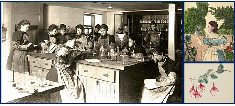 Profiles of 19th-Century Women in Science @ The Library Company of Philadelphia | Philadelphia | PA | US