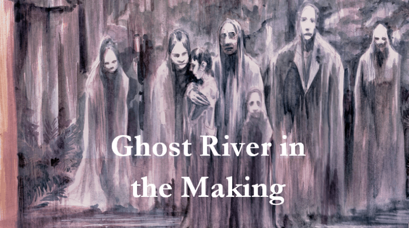 Ghost River in the Making: A Library Company Seminar @ The Library Company of Philadelphia | Philadelphia | PA | US