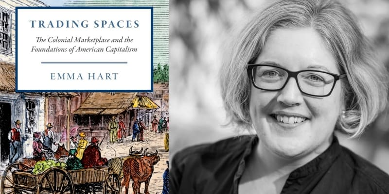 Trading Spaces: The Colonial Marketplace and the Foundations of Capitalism @ Library Company of Philadelphia | Philadelphia | PA | US