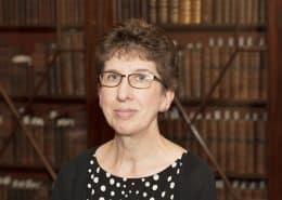 Sarah Weatherwax, Curator of Print and Photographs