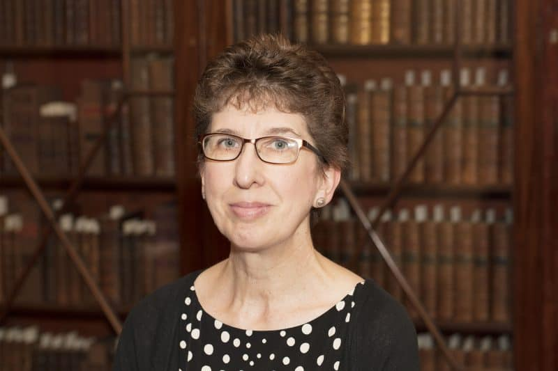 Sarah Weatherwax, Curator of Print and Photographs