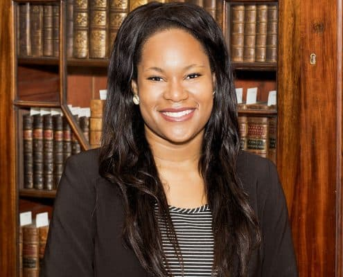 Abi Bernard, Mellon Scholar 2017