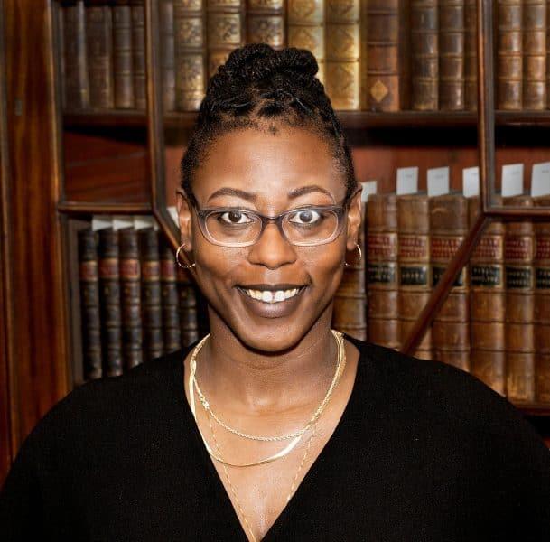Ashley Council, Mellon Scholar 2017
