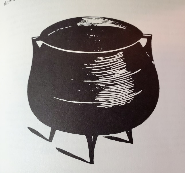 Stockpot image from The Larder Invaded