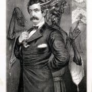 Satan Tempting Booth to the Murder of the President (Philadelphia: J.L. Magee, 1865). Lithograph.