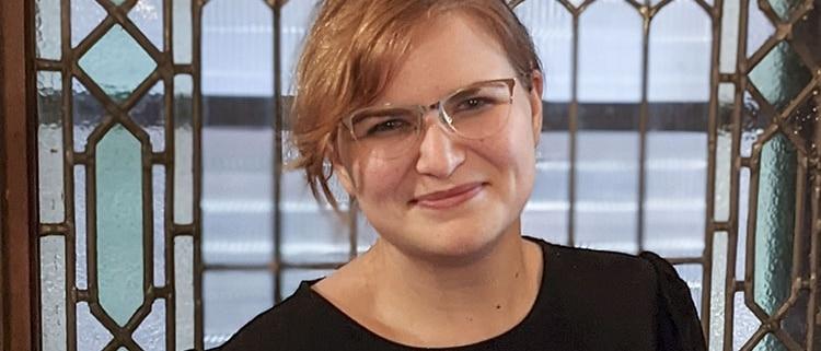Allison Bell, Development Communications Coordinator