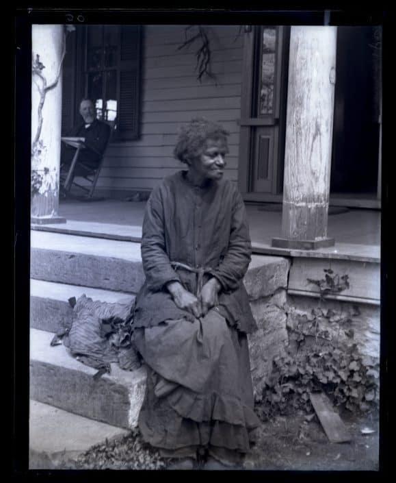 Aunt Phebe, Mcaboy's, N.C. [graphic].