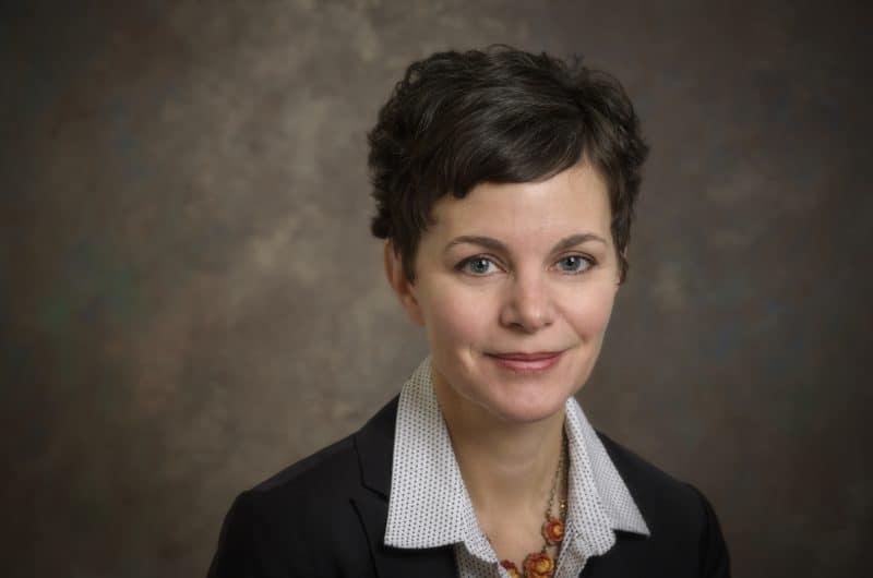 Wendy Bellion Portrait