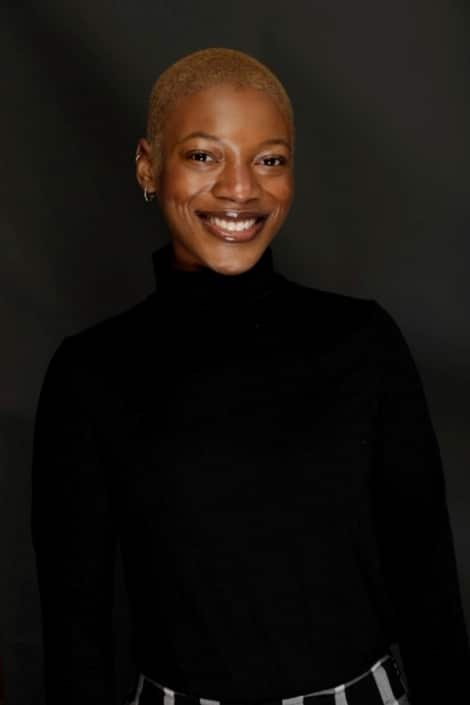 2021 Mellon Scholars Program Intern Brianna Lockwood