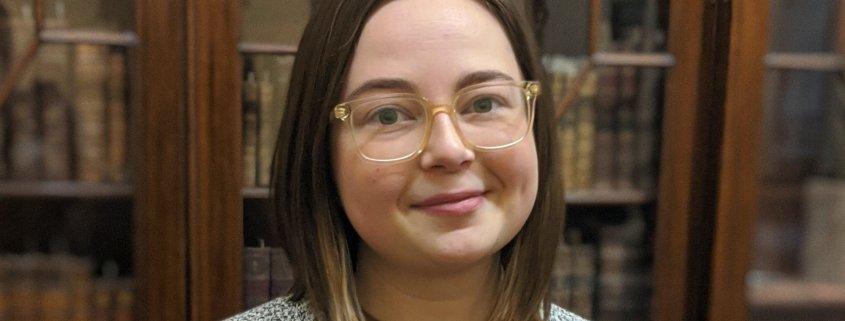 Emily Smith, Digitization & Rights Coordinator