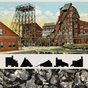 Seeing Coal Exhibit Postcard