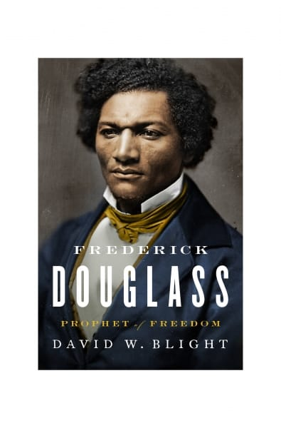 Cover, Frederick Douglass: Prophet of Freedom, By David W. Blight
