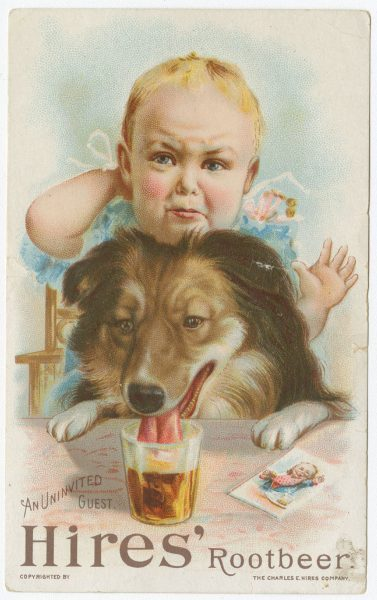 Hires Root Beer (New York: J. Ottman Lith. Co., ca. 1880-1883).