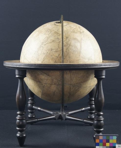 Josiah Loring, Loring's Celestial Globe (Boston, 1841).