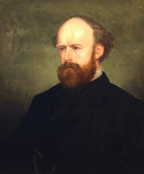 James Reid Lambdin, Lloyd Pearsall Smith (Philadelphia, ca. 1870s).