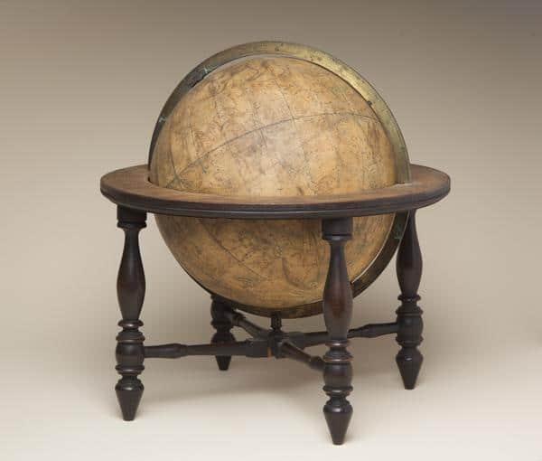Celestial Globe.