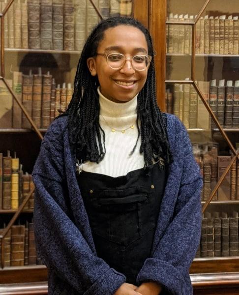 Kinaya Hasane, Curatorial Fellow, Graphic Arts Department