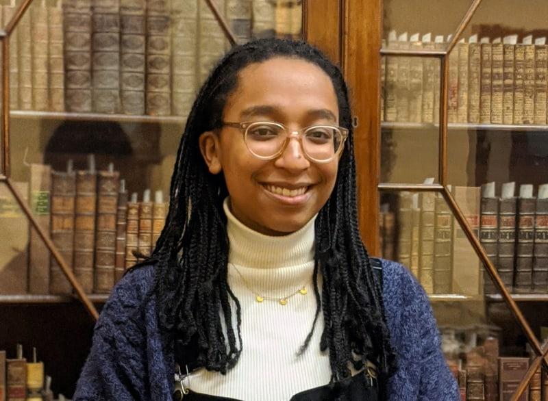 Kinaya Hassane, Curatorial Fellow