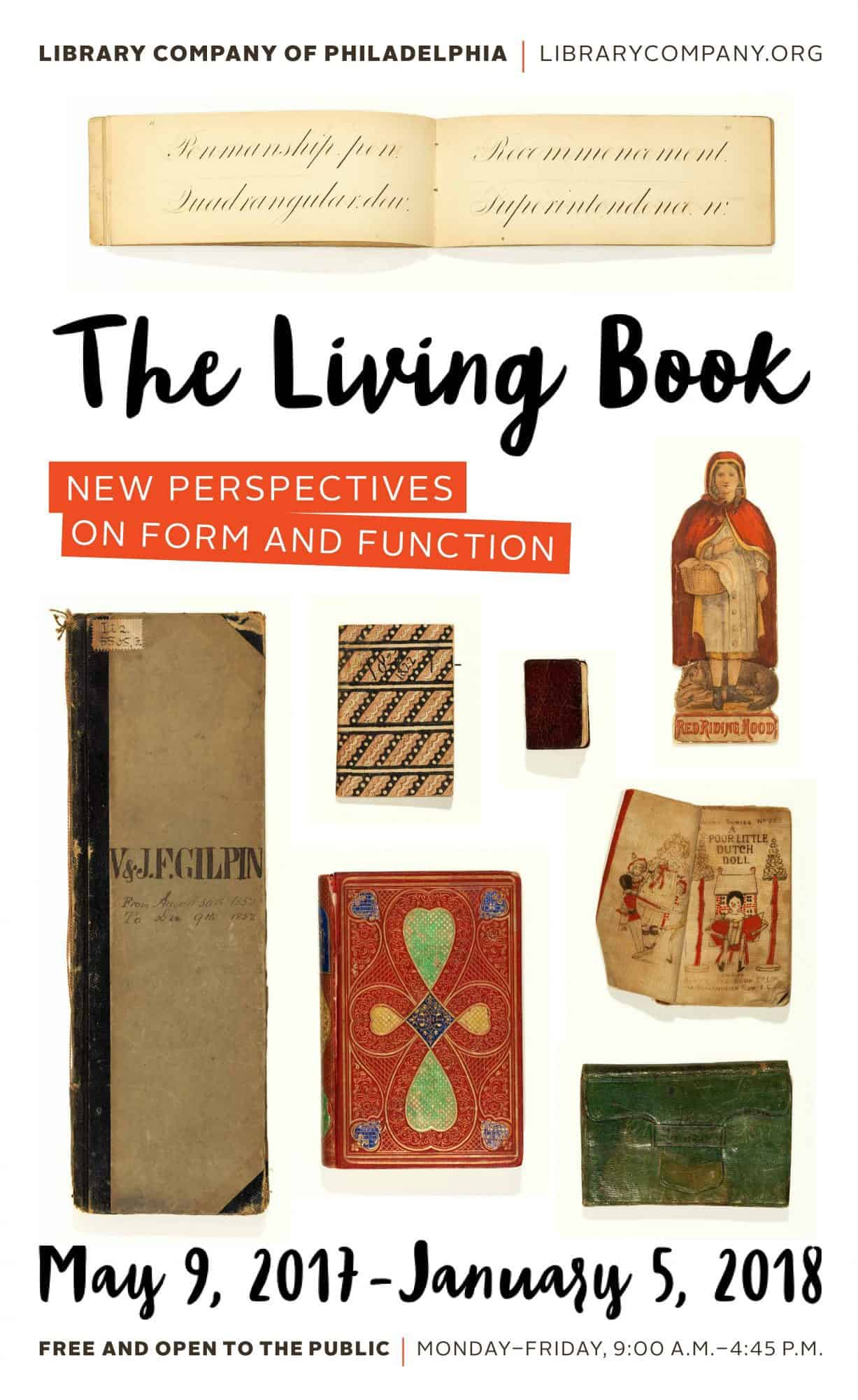 The Living Book Symposium – The Library Company of Philadelphia